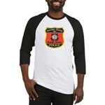 Virginia Beach Marine Patrol Baseball Jersey