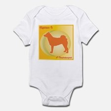 Norrbottenspets Happiness Infant Bodysuit