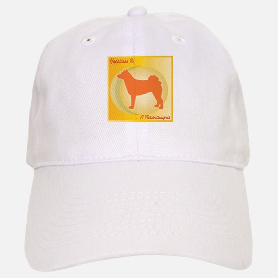 Norrbottenspets Happiness Baseball Baseball Cap
