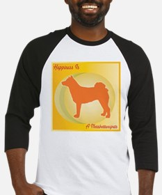 Norrbottenspets Happiness Baseball Jersey
