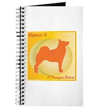 Buhund Happiness Journal