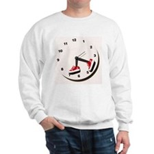 Time flies Sweatshirt