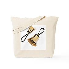 Hand Bells Tote Bag