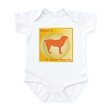 Entlebucher Happiness Infant Bodysuit