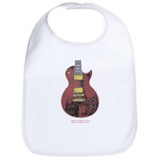 """Polished Stone"" Guitar Bib"