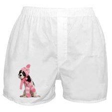 Cavalier King Charles Spaniel puppy d Boxer Shorts