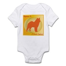 Lapphund Happiness Infant Bodysuit