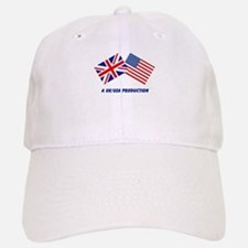 A UK/USA Production Baseball Baseball Cap