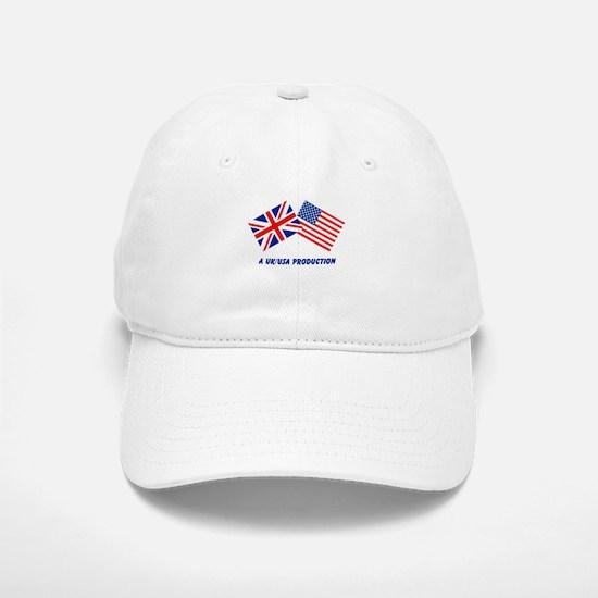 A UK/USA Production Baseball Baseball Cap