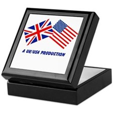 A UK/USA Production Keepsake Box