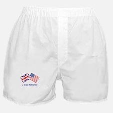 A UK/USA Production Boxer Shorts