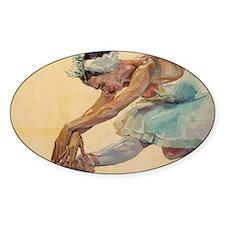 Ballet IX Decal