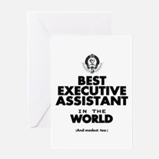 The Best in the World – Executive Assistant Greeti