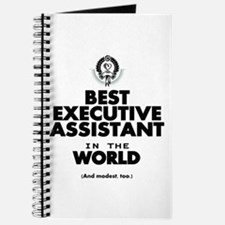 The Best in the World – Executive Assistant Journa