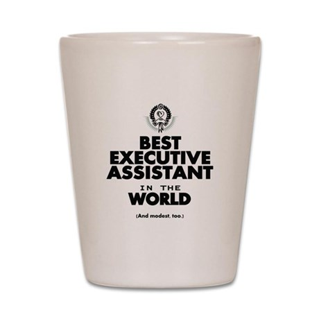The Best in the World – Executive Assistant Shot G