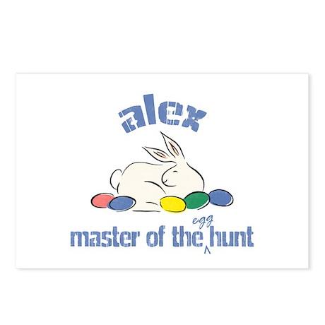 Easter Egg Hunt - Alex Postcards (Package of 8)
