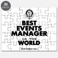 The Best in the World – Events Manager Puzzle