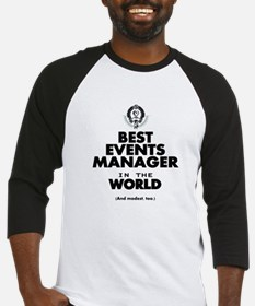 The Best in the World – Events Manager Baseball Je