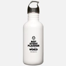 The Best in the World – Event Planner Water Bottle