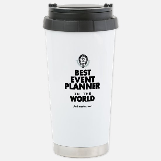 The Best in the World – Event Planner Travel Mug