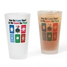 Count the Ways-compact Drinking Glass
