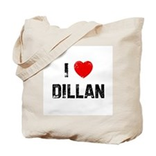 I * Dillan Tote Bag