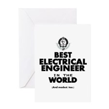 The Best in the World – Electrical Engineer Greeti