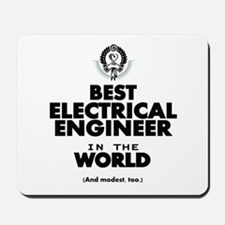 The Best in the World – Electrical Engineer Mousep