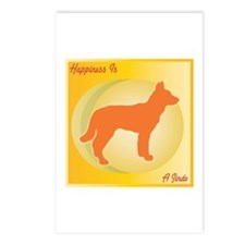 Jindo Happiness Postcards (Package of 8)