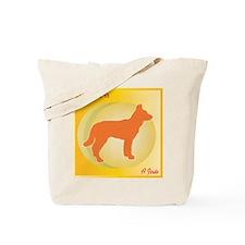 Jindo Happiness Tote Bag