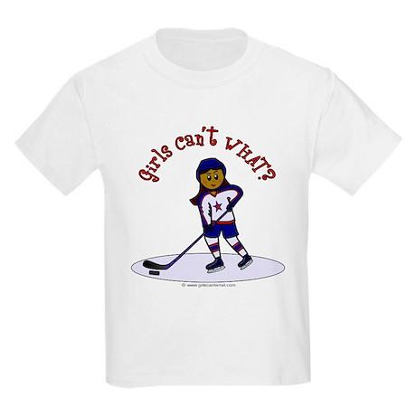 Dark Hockey Kids Light T-Shirt
