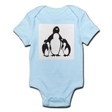 Penguin Infant Creeper: Penguin Family