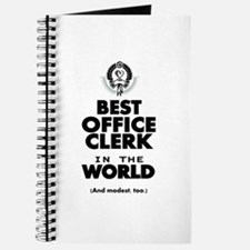 The Best in the World – Office Clerk Journal
