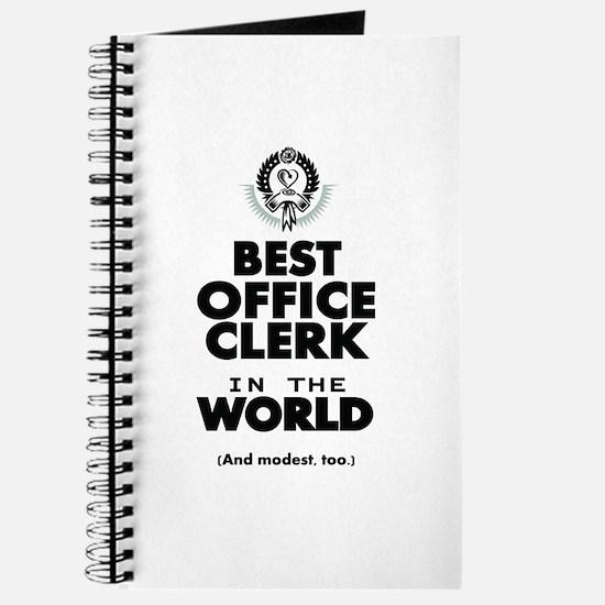 The Best in the World – Office Clerk Journal