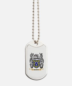 Murray Coat of Arms - Family Crest Dog Tags