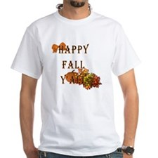 Happy Fall Yall Shirt