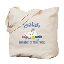 Easter Egg Hunt - Isaiah Tote Bag