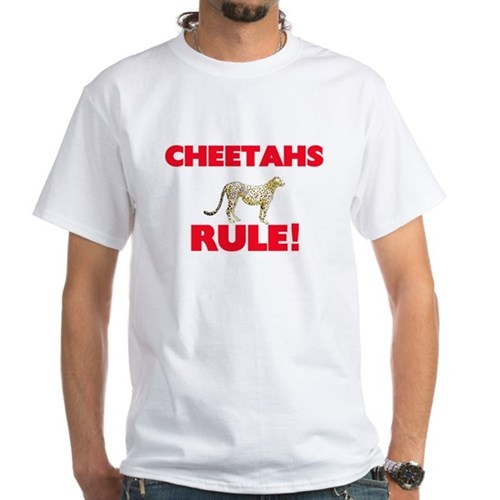 Cheetahs Rule! T-Shirt