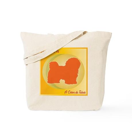 Coton Happiness Tote Bag
