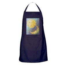 Sun & Moon Apron (dark)