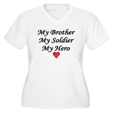 My Brother My Soldier My Hero T-Shirt