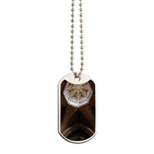 Lantern tower of Ely Cathedral Dog Tags