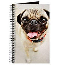 Smiling pugs Journal