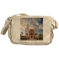 San Xavier church Messenger Bag