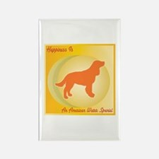 AWS Happiness Rectangle Magnet (100 pack)