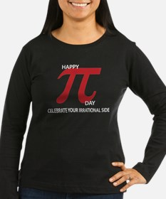 Happy Pi Day Celebrate your irrational side Long S