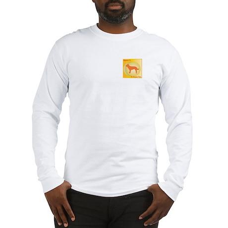 Kelpie Happiness Long Sleeve T-Shirt