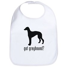 Greyhound 2 Bib