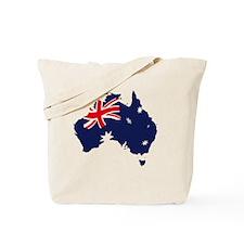 Austrailia Tote Bag