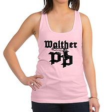 Walther PP Racerback Tank Top